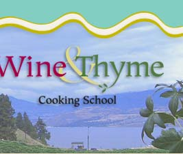 Wine and Thyme Cooking School